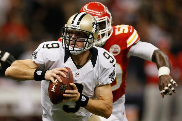 New Orleans Saints and 5 Teams Who Should Look Toward 2013