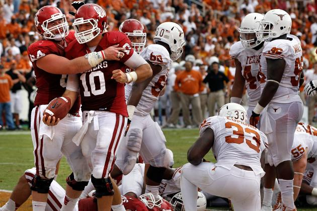 Oklahoma Football: 10 Things We Learned from the Sooners' Win vs. Texas