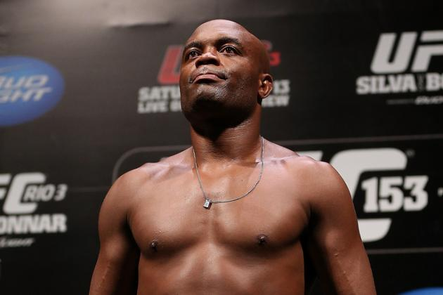 Anderson Silva vs. Stephan Bonnar: 4 Big Reasons Why You Can't Miss This Fight