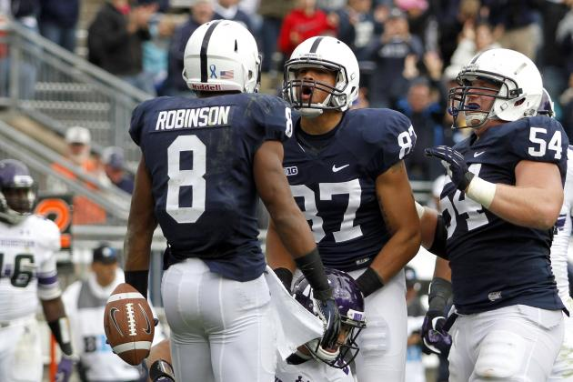 Penn State Football 2012: 5 Bold Predictions for the Second Half of the Season