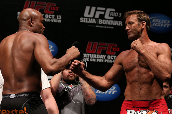 Silva vs. Bonnar Results: Round-by-Round Recap and Analysis