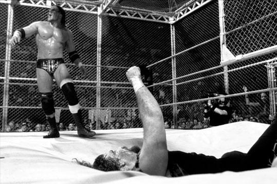 WWE Hell in a Cell 2012: Ranking the Bloodiest Matches in Hell in a Cell History