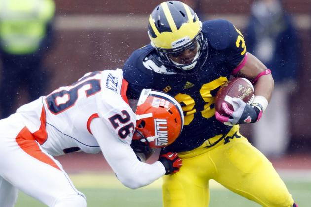 Michigan Football: 10 Things We Learned from the Wolverines' Win vs. Illinois