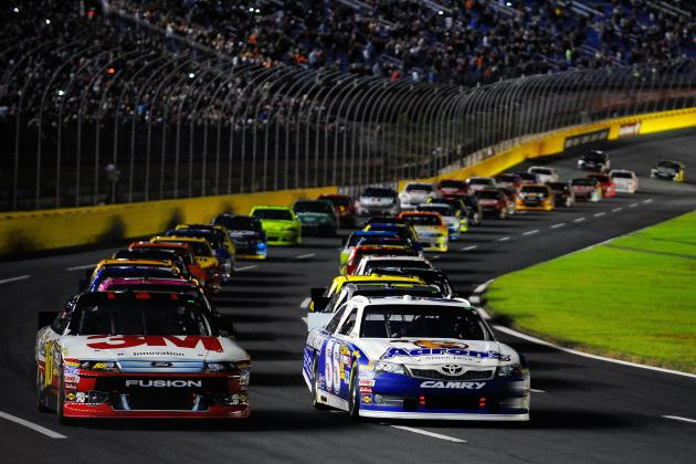 NASCAR Sprint Cup: 10 Lessons We Learned at Charlotte