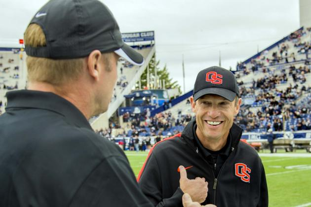 Oregon State vs. BYU: 10 Things We Learned From Beavers Win vs. Cougars