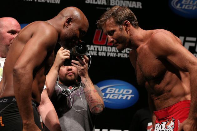 UFC 153 Results: 6 Fights to Make After Silva vs. Bonnar