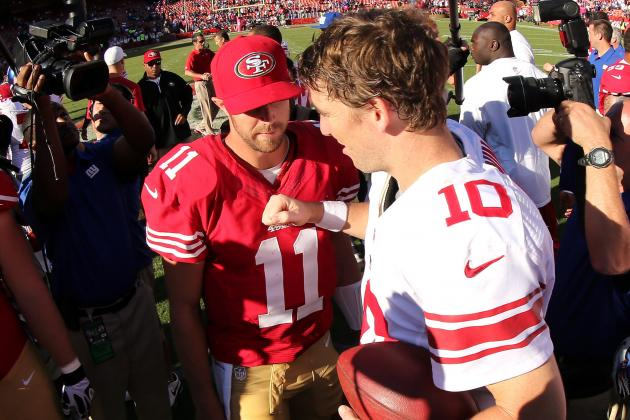Giants vs. 49ers: Final Report Card, Player Grades for New York