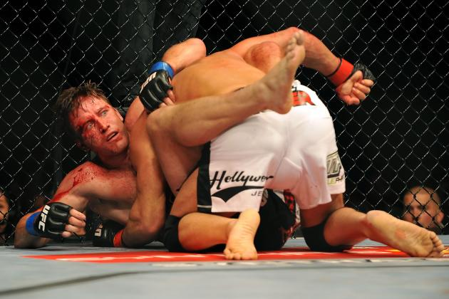 UFC 153: What's Next for the Losers?