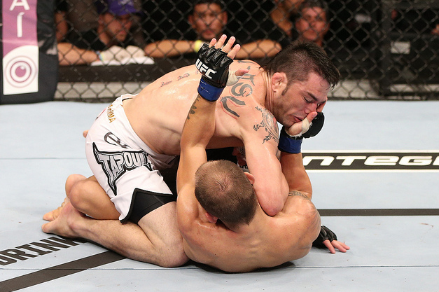 UFC 153: 5 Fights for Rony 'Jason' Mariano Bezerra to Take Next