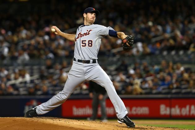 Detroit Tigers vs. New York Yankees: Team Grades from ALCS Game 1