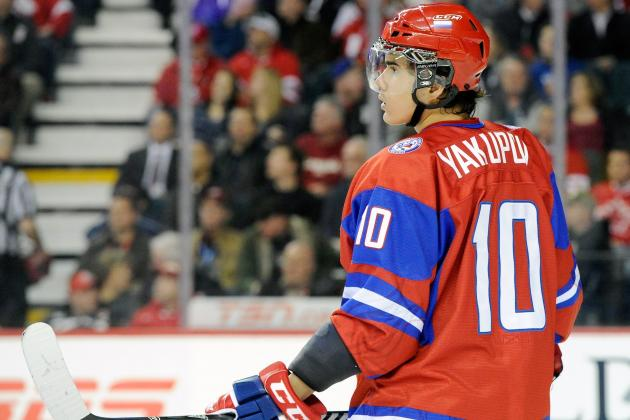 NHL Prospects: B/R's Official Updated Top 50 Prospects