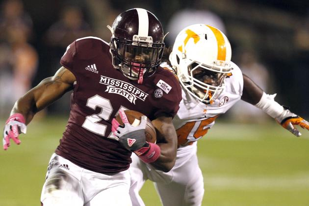 Tennessee Football: 10 Things We Learned from Loss to Mississippi State