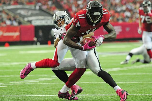 Raiders vs. Falcons: Final Game Grades and Player Analysis for Atlanta