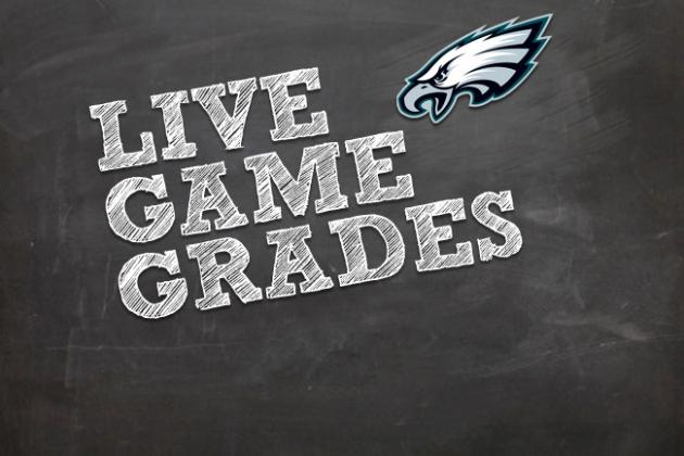 Eagles vs. Lions: Final Report Card, Player Grades for Philadelphia