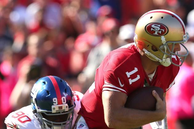 NFL Week 7: 5 Biggest Blowouts on the Docket