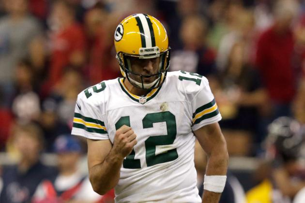 5 Reasons the Green Bay Packers Can Light Up the St. Louis Rams' Defense