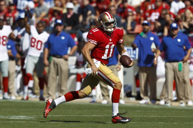 San Francisco 49ers: Winners and Losers from the Game vs. New York Giants