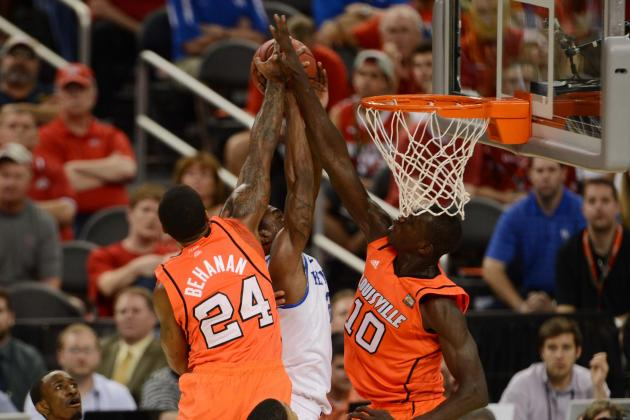 College Basketball 2012-13: 5 Most Frightening Frontcourts in CBB
