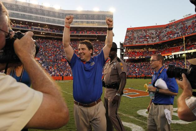 Florida Football: Breaking Down the Gators' Spot in the BCS Rankings