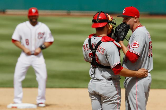 What If the Nationals, Reds, A's and Orioles Reached the Championship Series?