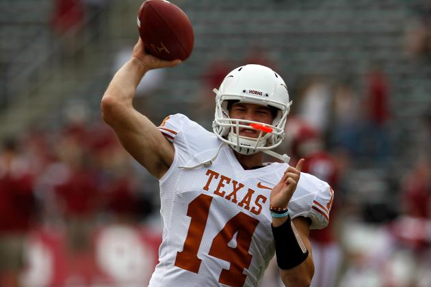 Texas Football: 5 Keys to the Game vs. Baylor