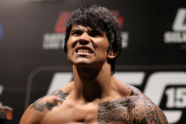 UFC 153: Five Fights for Erick Silva to Take Next