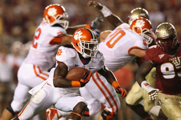 Breaking Down Clemson's Spot in the BCS Rankings