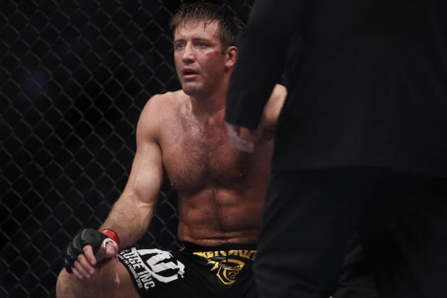 Silva vs Bonnar: Five Fights for Stephan Bonnar to Take Next