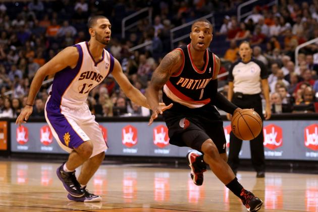 Portland Trail Blazers: Grading the Team's Current 2-Deep Depth Chart