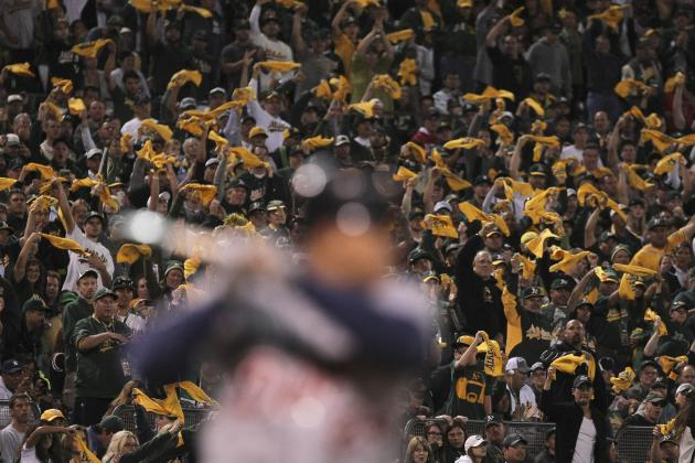 2012 MLB Division Series: How Much Difference Did Home-Field Advantage Have?