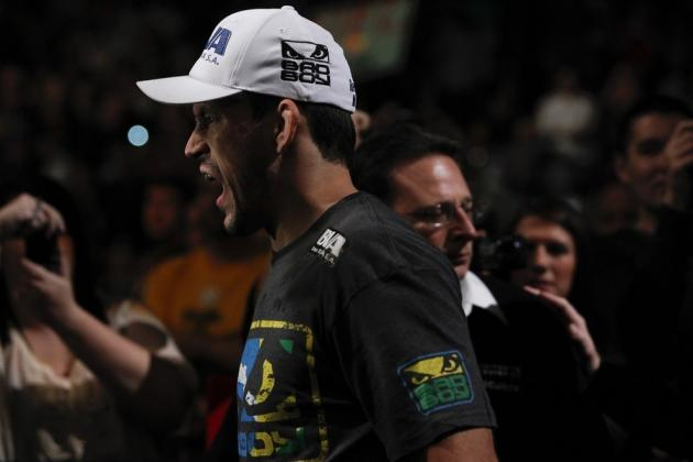 UFC 153 Results: Five Fights for Demian Maia to Take Next