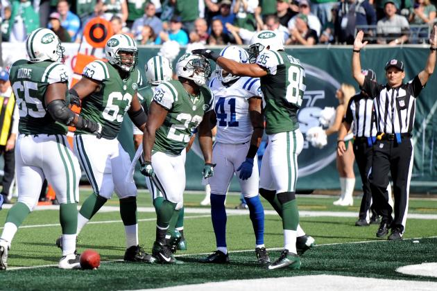 Colts vs Jets: New York's Biggest Winners and Losers from Week 6