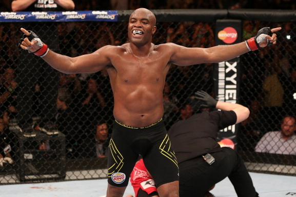 Silva vs Bonnar: Breaking Down the FightMetric Numbers