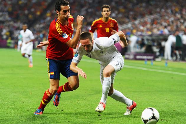 Spain vs. France: 5 Matchups to Watch in the Upcoming World Cup Qualifier