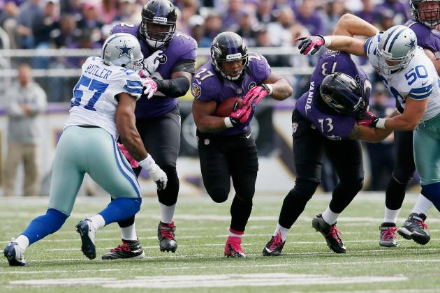 Cowboys vs. Ravens: Baltimore's Biggest Winners and Losers from Week 6