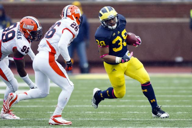 Michigan Football: Winners and Losers from the Week 7 Game Against Illinois