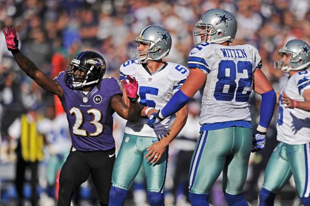 Cowboys vs. Ravens: Cowboys' Biggest Winners and Losers from NFL Week 6