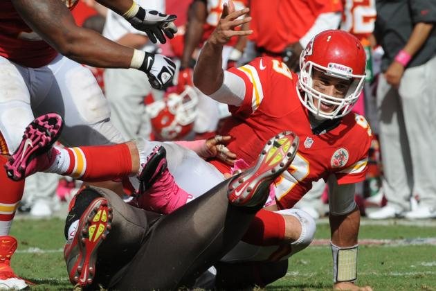 Kansas City Chiefs: Winners and Losers from Week 6