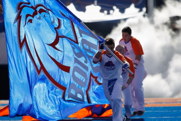 Boise State Football: Grading All 22 Starters from the Fresno State Game