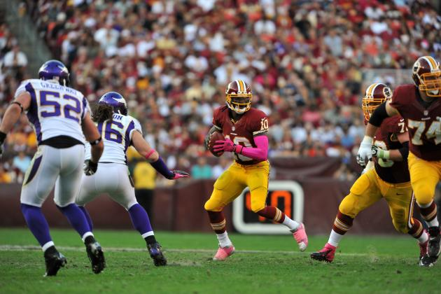 Vikings vs. Redskins: Minnesota's Biggest Winners and Losers