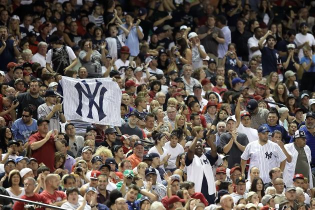 Ranking the 4 Remaining MLB Fanbases by Passion, Intensity