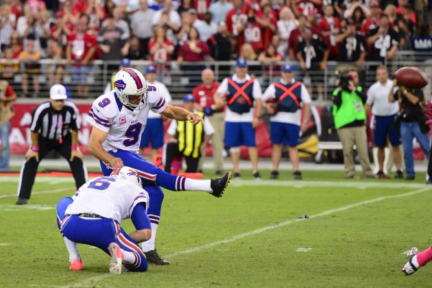 Buffalo Bills Edge Arizona Cardinals 19-16 in OT; Tied for 1st Place in AFC East