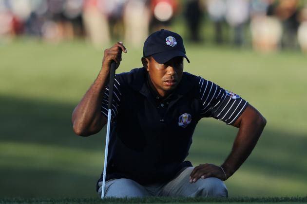 Breaking Down What Tiger Woods Needs to Work on This Offseason