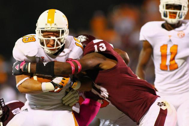 Tennessee Vols Football: Winners, Losers from Week 7 Game vs. Mississippi State