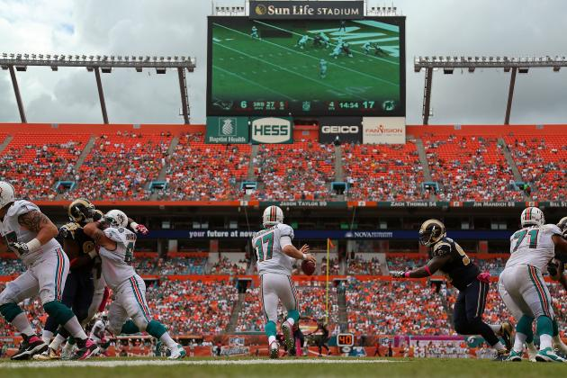 Miami Dolphins Off to the Best and Worst Starts