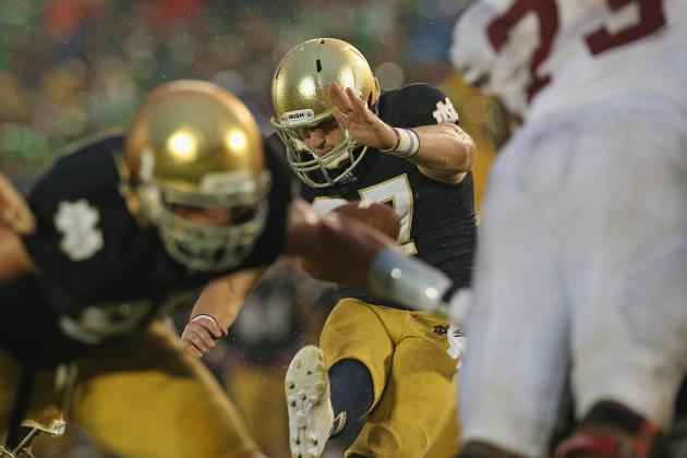 Breaking Down Notre Dame's Spot in the BCS Rankings