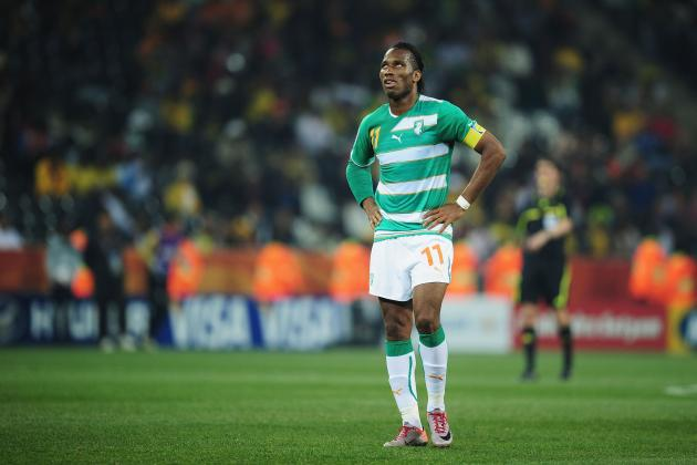 2013 Africa Cup of Nations Qualifying Roundup: Who Is Going to South Africa?