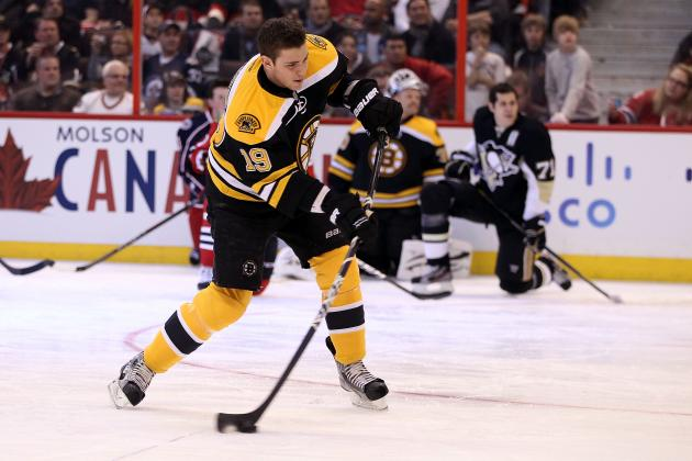 Boston Bruins: 5 Signs Tyler Seguin Is Set for a Breakout Year in 2012-13