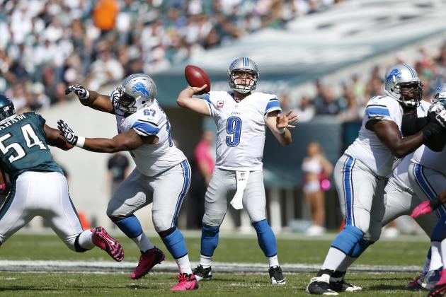 Detroit Lions: Which Players Have Had the Best and Worst Starts This Season?