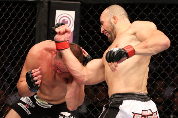 Glover Teixeira and the Scariest Striker in Every UFC Division